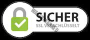 Sicher dank SSL-Zertifikat